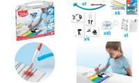 Maped Creativ Pustestift-Set BLOW PEN Fil'Art, 22-teilig