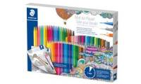 STAEDTLER Kreativ-Set Mut zur Pause All-in-One