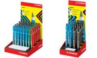 STABILO Tintenroller worker colorful, 12er Display
