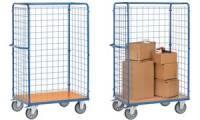 fetra Paketwagen, Ladefläche: (B)1.000 x (T)600 mm