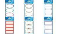AVERY Zweckform Z-Design Haushaltsetiketten Rahmen blau