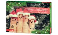 ROTH Familien-Adventskalender, aus Pappe, bestückt