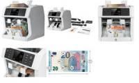 Safescan Geldschein-Zählgerät Safescan 2985-SX, grau