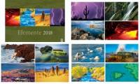 Glocken Bildkalender Elemente 2018