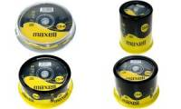 maxell CD-R 80 Minuten, 700 MB, 52X, 10er Spindel