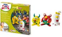 FIMO kids Modellier-Set Form & Play Monster, Level 1