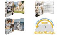 HERMA Ringbuch Animals - Hunde, DIN A4, 2-Ring-Mechanik