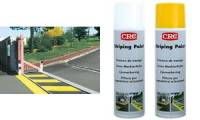 CRC STRIPING PAINT Markierfarbe, gelb, 500 ml Spraydose