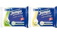 Tempo Feuchte Toilettentücher sanft & pflegend, mit Kamille