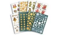 AVERY Zweckform ZDesign Weihnachts-Sticker Bestseller