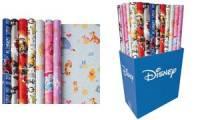 Clairefontaine Geschenkpapier Disney, im Display