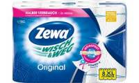 Zewa Küchenrolle WISCH & WEG Original XL, 2-lagig, weiß