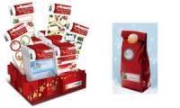 HERMA Weihnachts-Sticker Geschenke, Thekendisplay
