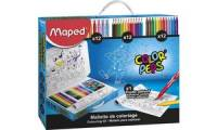 Maped Malkoffer COLOR'PEPS, 37-teilig