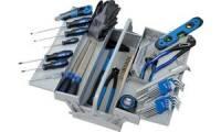 HEYTEC Werkzeugkasten JUNIOR, bestückt, 28-teilig