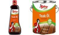 Poliboy Teak Öl, in Runddose, 2,5 Liter
