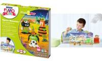 FIMO kids Modellier-Set Form & Play Space Monster, Level 2