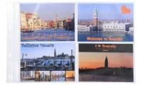 EXACOMPTA Postkartenhüllen für 8 Postkarten 117 x 170 mm