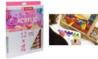 ROYAL TALENS Acrylfarbe ArtCreation, 12 ml, 24er-Set