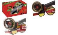 Scotch Handabroller HV5066DB für Verpackungsklebeband
