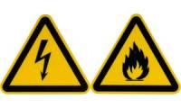 smartboxpro Hinweisschild Warnung vor elektrischer..., SK