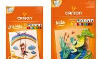 CANSON Tonpapierblock, DIN A4, 120 g/qm, 30 Blatt