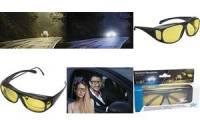 WEDO Überzieh-Nachtsichtbrille für Autofahrer mit Brille