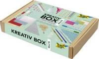 folia Kreativ Box Glitter, über 900 Teile