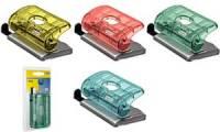 Rapid Mini Locher Colour'Ice FC5, gelb