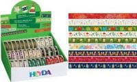 HEYDA Deko-Klebeband Deko-Tapes Eulen & Sterne, Display