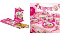 SUSY CARD Party-Tüte Princess, aus Kunststoff