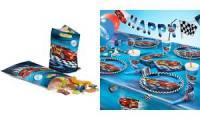 SUSY CARD Party-Tüte Super Racer, aus Kunststoff