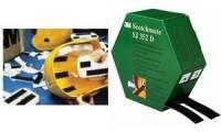 3M Scotchmate Haken- und Schlaufenband, Maße: 25,4 mm x 5 m