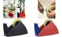 tesa Tischabroller Easy Cut Professional, rot / blau