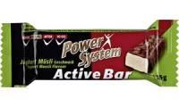 Power System Energie Eiweißriegel Active Bar, Joghurt-Müsli