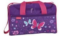 herlitz Sporttasche Butterfly, aus Polyester