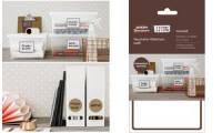 AVERY Zweckform LIVING Haushalts-Etiketten, 97 x 73 mm