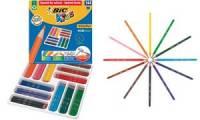 BIC KIDS Buntstifte Evolution ecolutions, 144er Pack