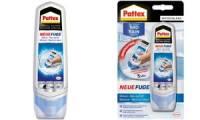 Pattex Silikon NEUE FUGE, weiß, 100 ml Tube, Blisterkarte
