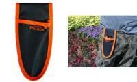 Garten PRIMUS Universal-Gürteltasche, schwarz/orange
