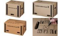 smartboxpro Umzugskarton CARGO-BOX-PLUS S, braun