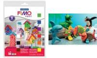 FIMO SOFT Modelliermasse Basic-Set, ofenhärtend