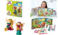 FIMO kids Modellier-Set Form & Play Fairy, Level 3