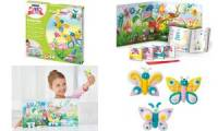 FIMO kids Modellier-Set Form & Play Butterfly, Level 1
