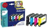 Pelikan Multi-Pack Tinte 4107602 ersetzt brother LC-980BK/