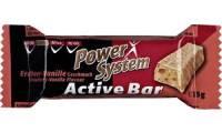 Power System Energie Eiweißriegel Active Bar,Erdbeer-Vanille