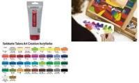 ROYAL TALENS Acrylfarbe ArtCreation, permanent blauviolett,