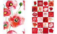 SUSY CARD Grußkarte - Allgemein Aquarell