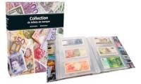 EXACOMPTA Sammelalbum für 300 Banknoten, 250 x 300 mm