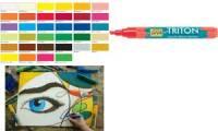 KREUL Acrylmarker SOLO Goya TRITON Acrylic 1.4, weiß